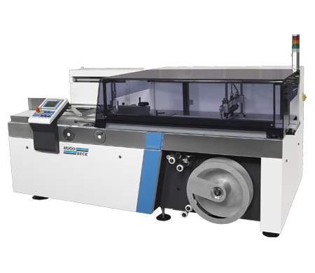 Sealmachine Flexo-x hugo beck