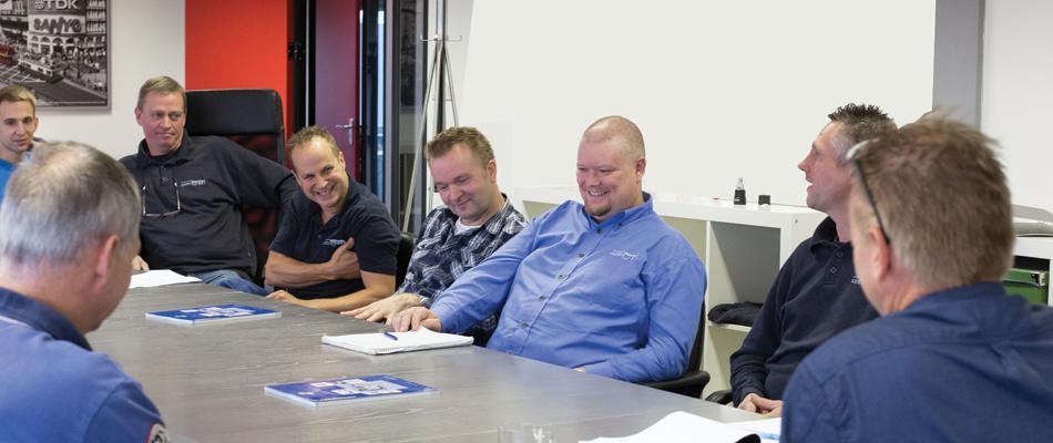 Team Technisch Bureau Verhagen